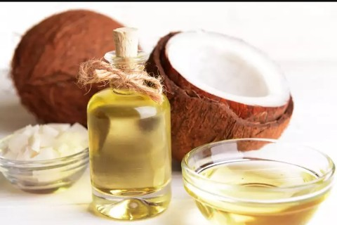 coconut oil carrier oil
