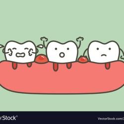 Fix loose teeth from gum disease
