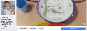 Page Facebook Oralité