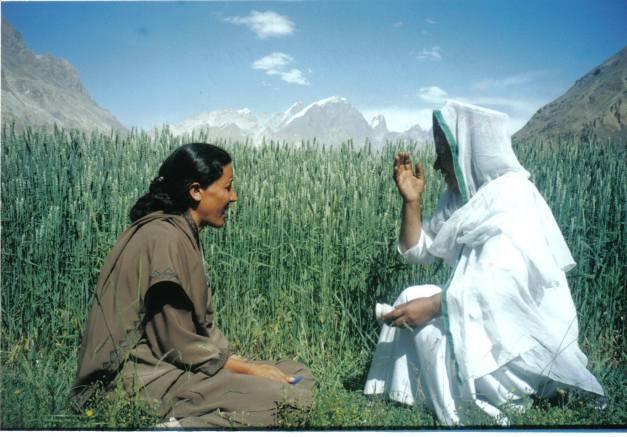 Shimshal women 2