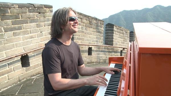Orange Piano Tour