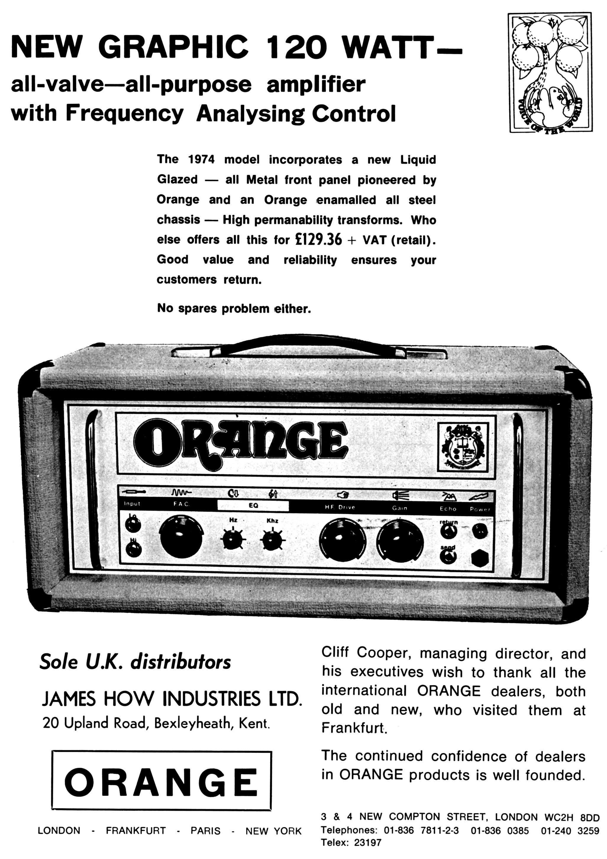 Extending the Range 1974-1976