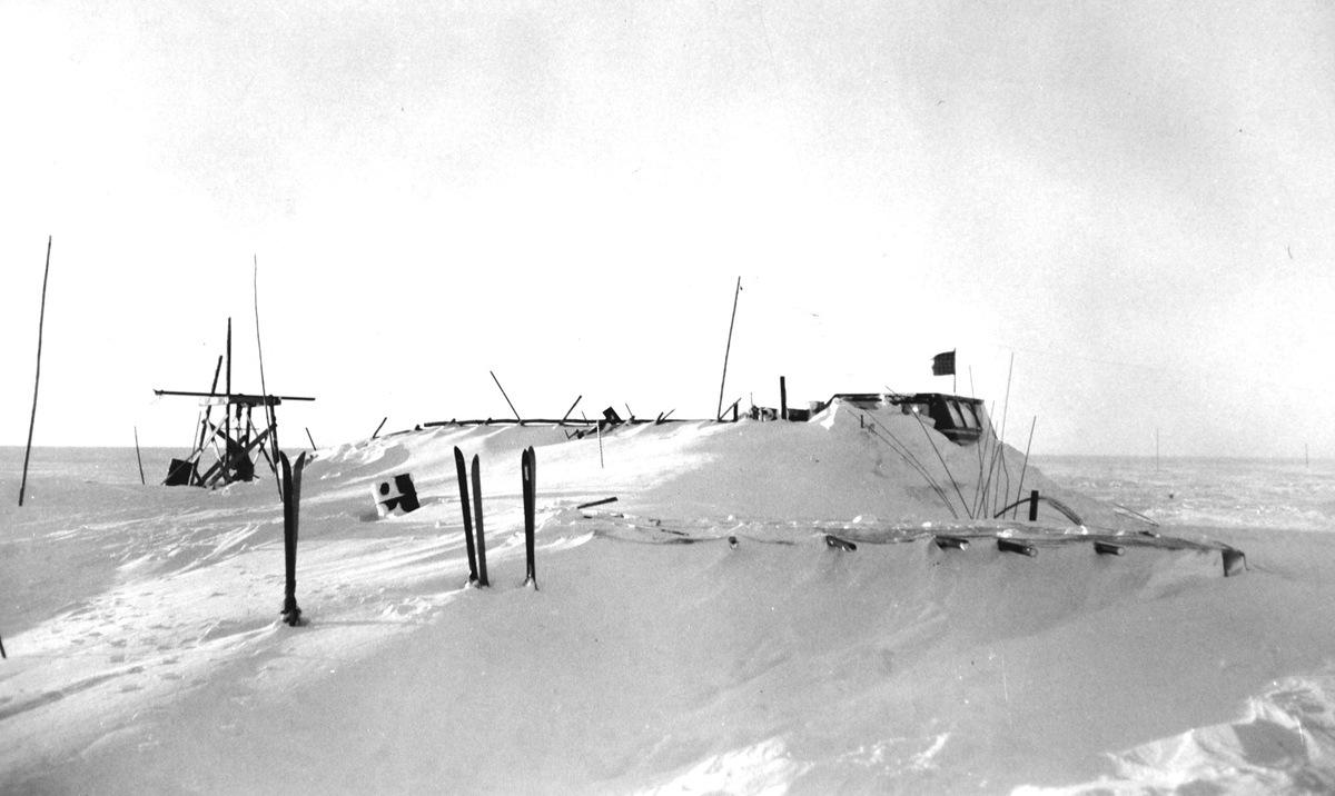 No One Ever Saw the Snow Cruiser Again… | OrangeBean Indiana
