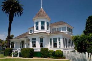 The Newland House is Huntington Beach's first residence.