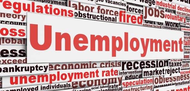 THE JOBLESS rate in Orange County increased to 4.6 percent, up from 4.4 percent, according to the EDD.