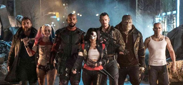 """SUICIDE SQUAD"" pits bad guys against even badder guys."