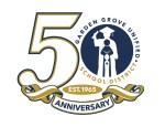 GGUSD 50th Logo