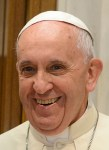POPE FRANCIS (Wikipedia photo).