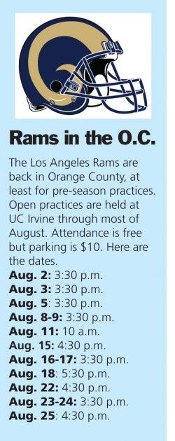 Rams practice box