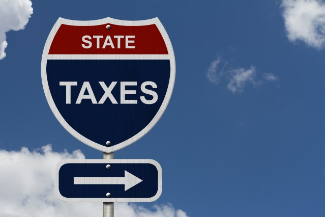 CALIFORNIA STATE sales taxes will drop on Jan. 1