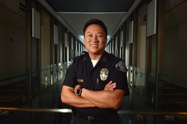 TIMOTHY VU, deputy chief of police in Westminster (Behind the Badge photo).