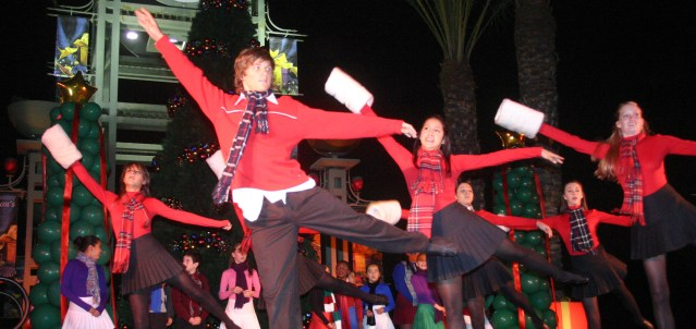 THE ANNUAL Christmas-Tree Lighting event will take place in Garden Grove's Village Green Park Tuesday starting at 6:30 p.m. (File photo).