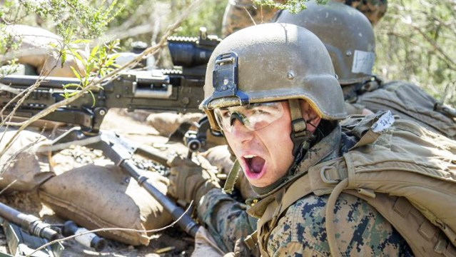 AN INCREASE of $54 billion in the U.S. defense spending will be proposed for the 2017-18 federal budget, President Trump said on Monday Above, a Marine Corps life fire exercise at Camp Pendleton (Department of Defense photo).