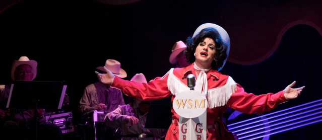 """NICOLE CASSESSO stars in """"Always, Patsy Cline"""" opening this week at the Gem Theater in Garden Grove (OMP photo)."""