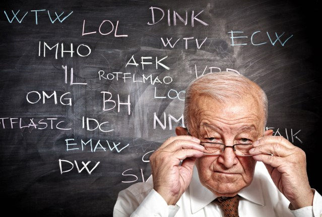 DOES YOUR SPEECH make you seem as old as rotary telephones? Here are some sick hints as to how to sound like GOAT.