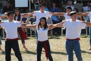 senior dancers greek