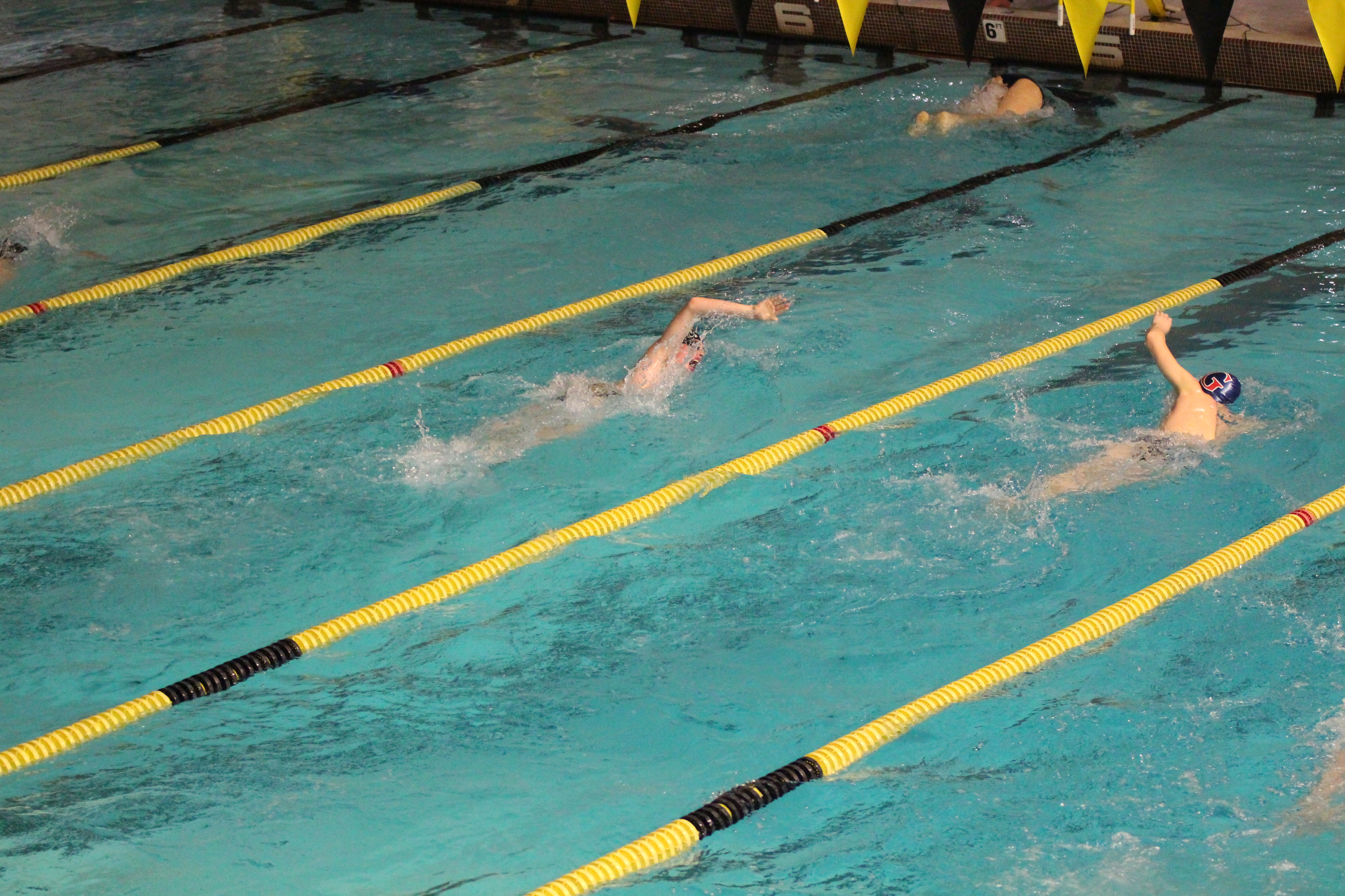 Boys Swimming and Diving: A Great Senior Day Victory For The Spartans