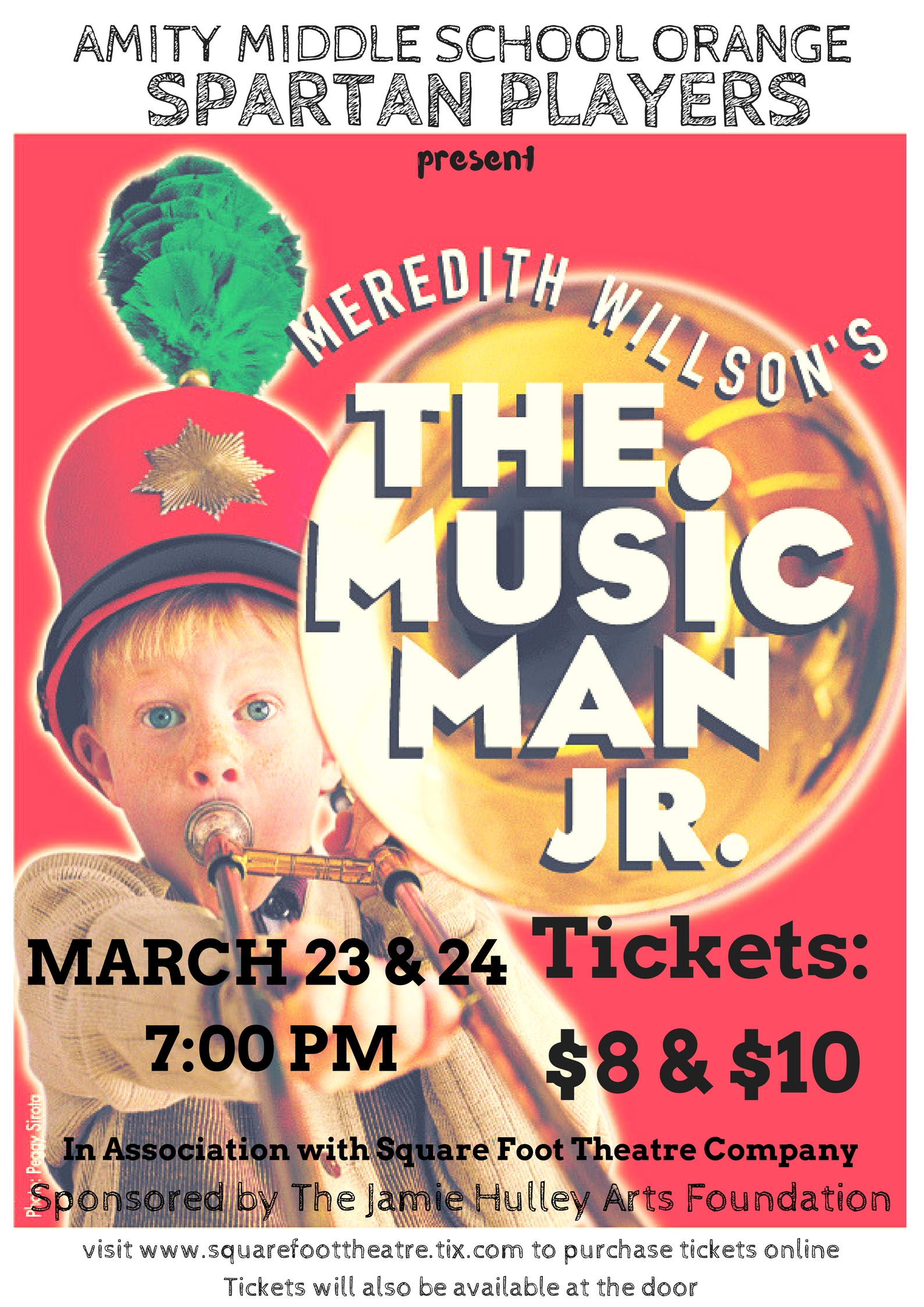 There's Trouble In River City — Get Your Tickets For The Music Man Jr. Today