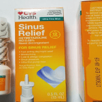 RECALL: Some Bottles Of CVS Sinus Relief Nasal Spray May Be Contaminated