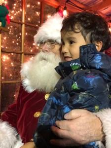 Santa's Helper Event
