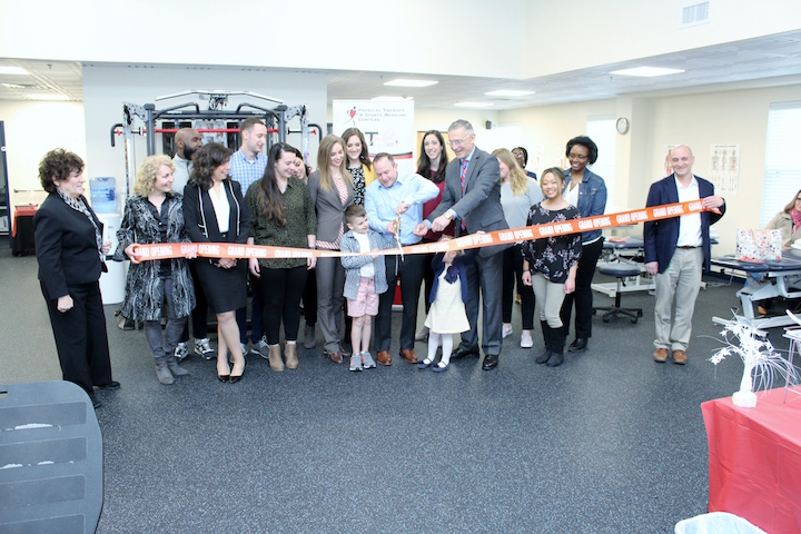 Grand Re-Opening of Physical Therapy and Sports Medicine Center