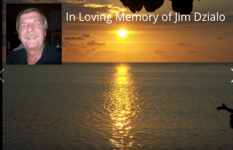 Obituary: James Dzialo, 66, Beloved Companion, Brother, Friend