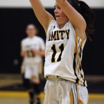 Seniors Martin and Blakeslee lead Amity in Win over Hillhouse