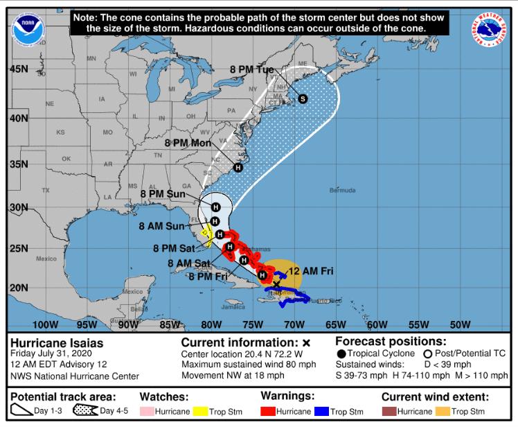 Hurricane Season is Heating Up:What UI Customers Need to Know