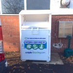 Simple Recycling Drop Box Available At High Plains