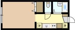 大学生 一人暮らし 部屋 間取り