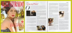 Illustrado Magazine, Dubai, UAE