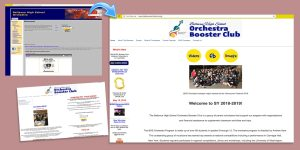 Website Redesign and Maintenance, SY 2016-2019 - redesigned the BHS Orchestra Booster Club's website using the club's medium, Google Site and highlighted Booster Activities in support of Orchestra