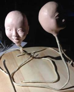 OrangeJar Art Doll - TwinsPart 11