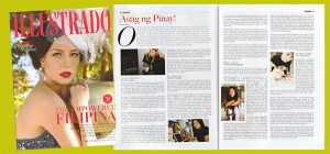 OrangeJar in Illustrado Magazine