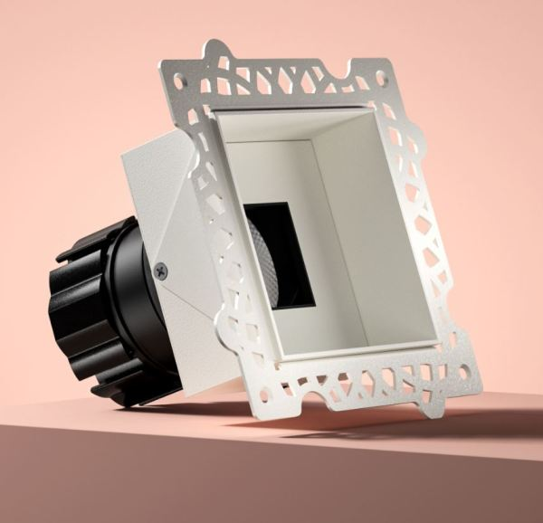 Nikko Adjustable Square Downlighter