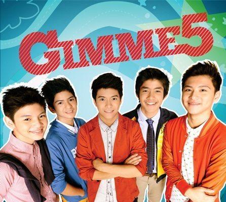 Nash Aguas Group 'Gimme 5' Released Debut Album Under Star Music - Orange Magazine