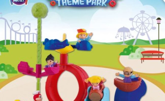 Build Your Own Jollitown Theme Park With Newest Jolly
