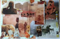 Dust storm, left page, full view