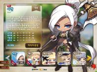 Aran Character Creation