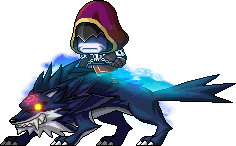 Corrupt Demon Enhanced Wolf Rider