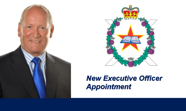 New Executive Officer Appointment