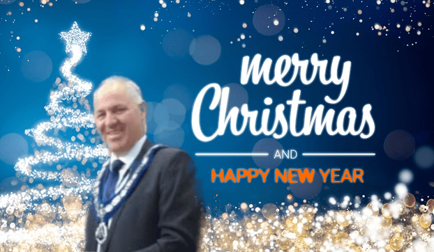 Christmas message from the Grand Master