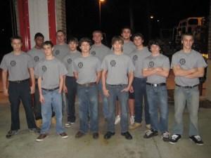 Town of Orange Park Fire Explorers