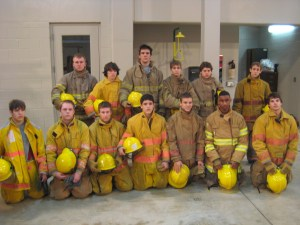 Town of Orange Park Fire Explorers