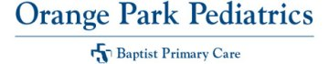 Orange Park Pediatrics Logo