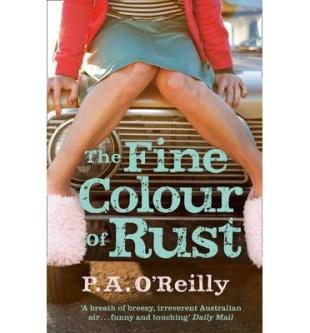 fine colour of rust