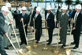 Hotel Vitale Groundbreaking Ceremony