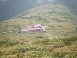 太郎平小屋2