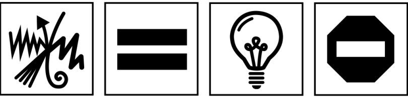 Queslques symboles du Sysmo Game