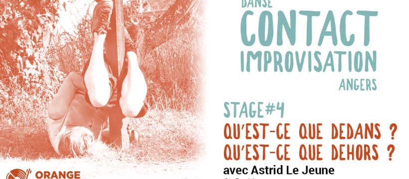 Contact Impro #4 - 8 avril 2018 -